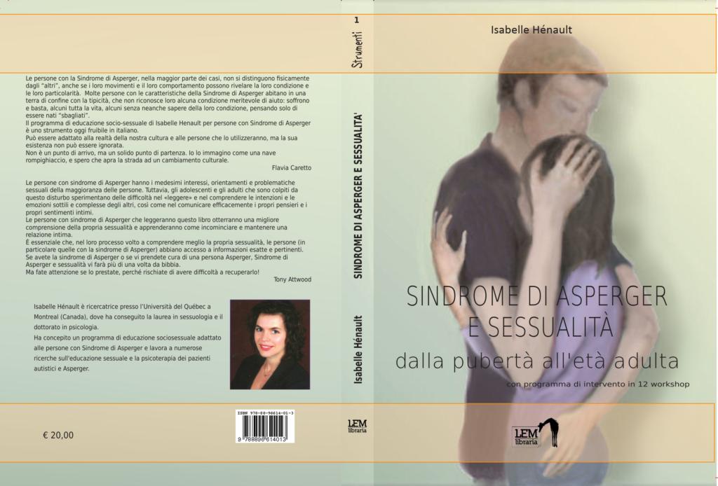 Sindrome di asperger e sessualità, dalla pubertà all'età adulta, di Isabelle Hénault